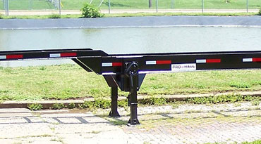 40ft Intermodal Chassis